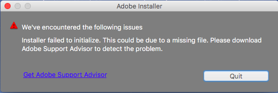 Solved Unable To Reinstall Adobe Cs6 Design And Web Premi Adobe Support Community 8585381