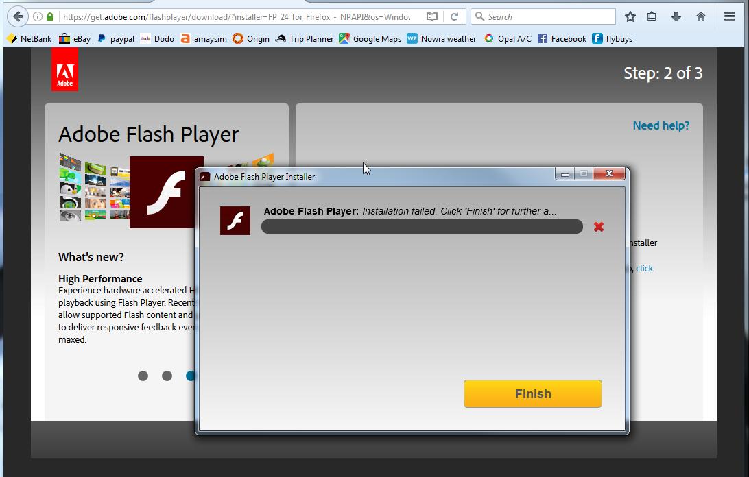 free download adobe flash player for windows 7 home premium