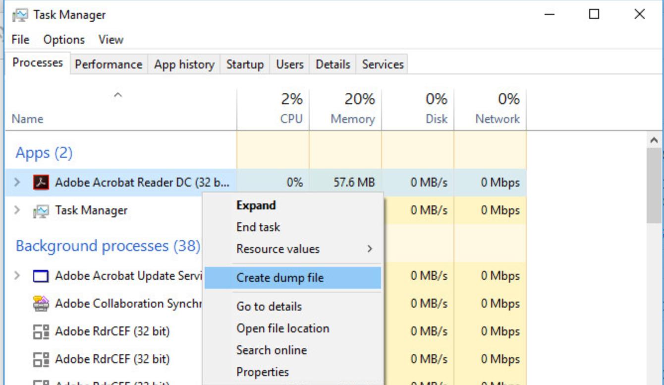 Solved: Adobe Acrobat Reader DC has stopped working - Adobe