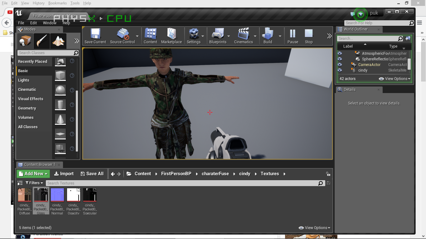 Solved: why ? I cannot export FBX to Unreal Engine 4 from