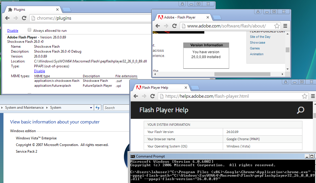 free download adobe flash player for windows xp 2006