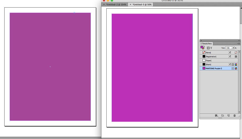 solved spot pantone colours in indesign cmyk or lab val adobe support community 9014165 2935u 7415