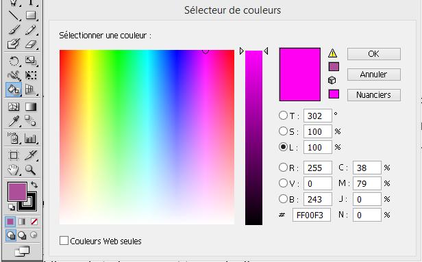 Solved Illustrator Différence De Couleur Palettedessin