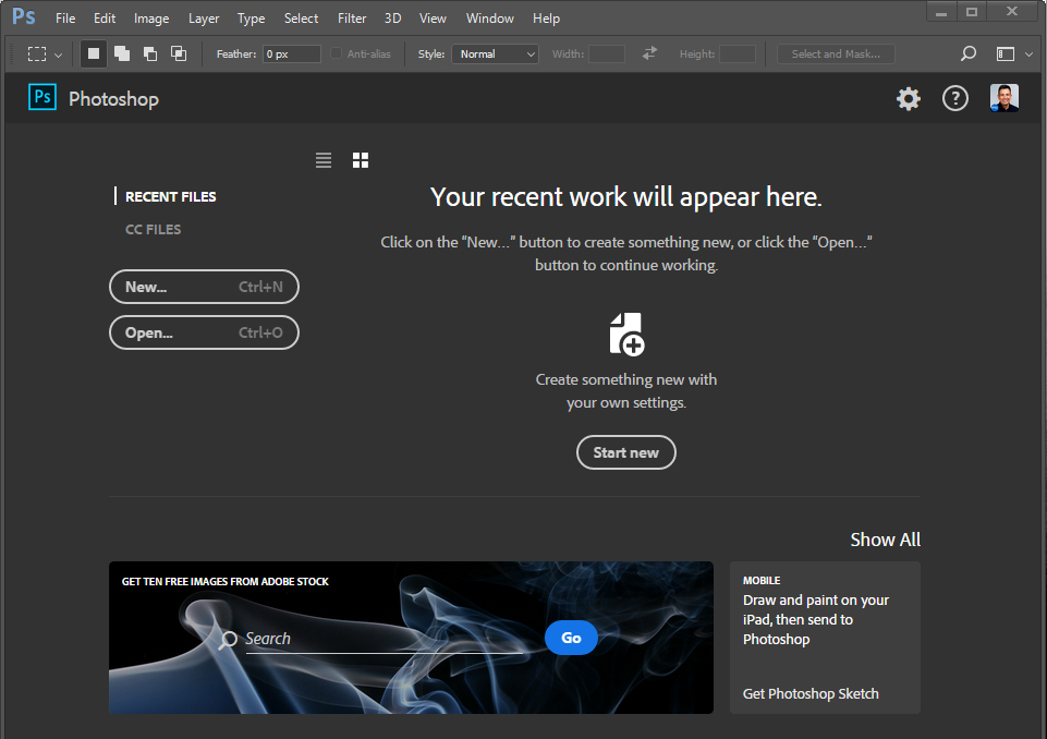 Solved Photoshop Cc 2017 Black Screen Adobe Support Community 9262021