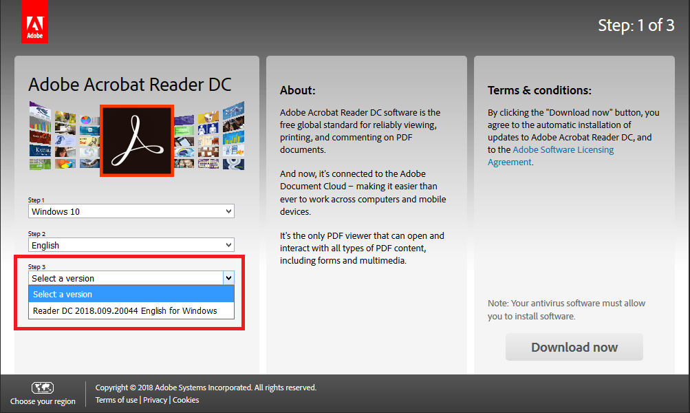 adobe reader software free download for windows xp