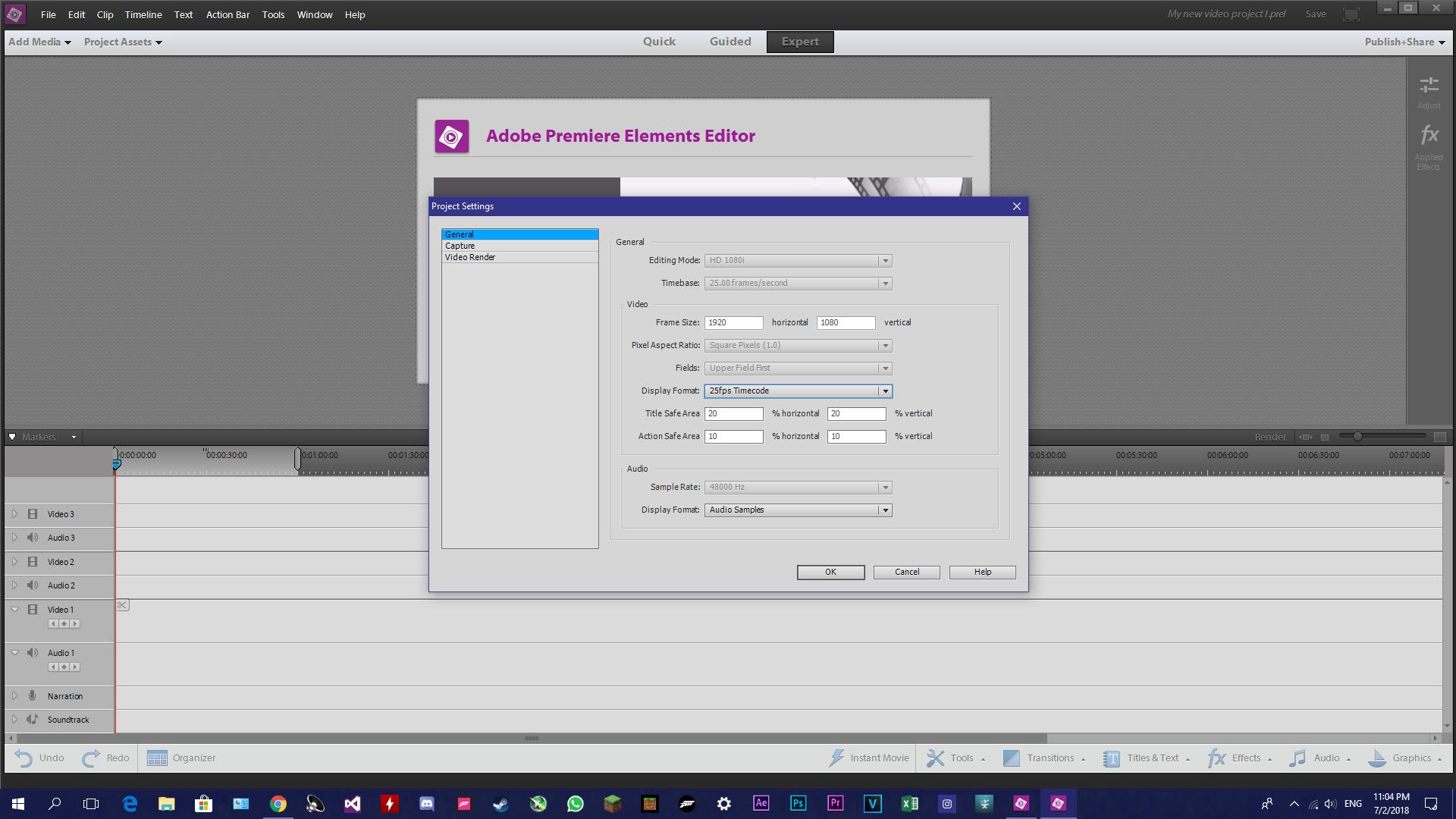 Solved 4k 60 Fps Rendering Adobe Support Community 9648708