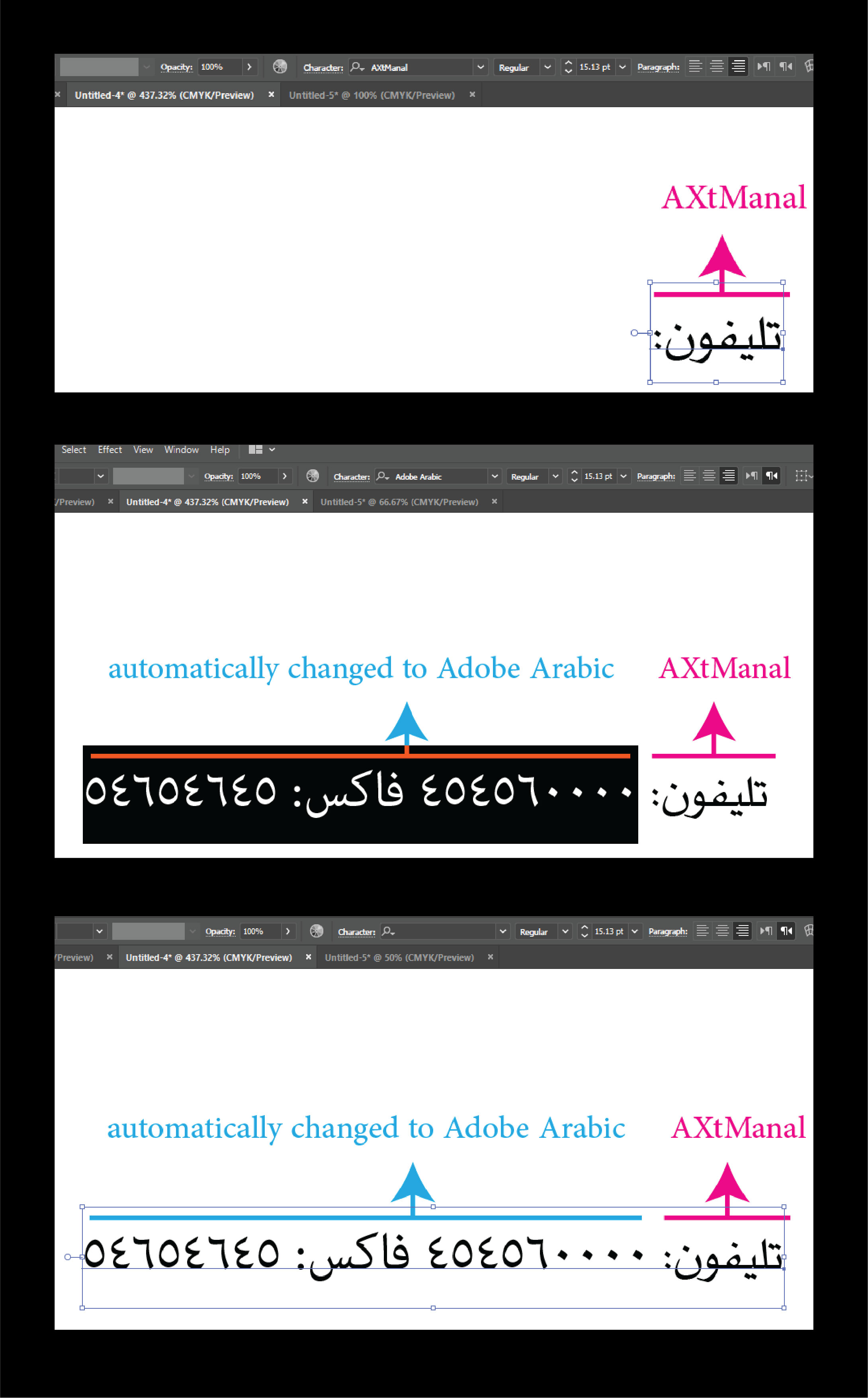 AXt Arabic fonts not working properly-01.jpg