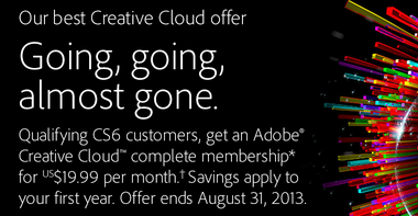 Re: No perpetual licenses are you serious? - Page 8 - Adobe