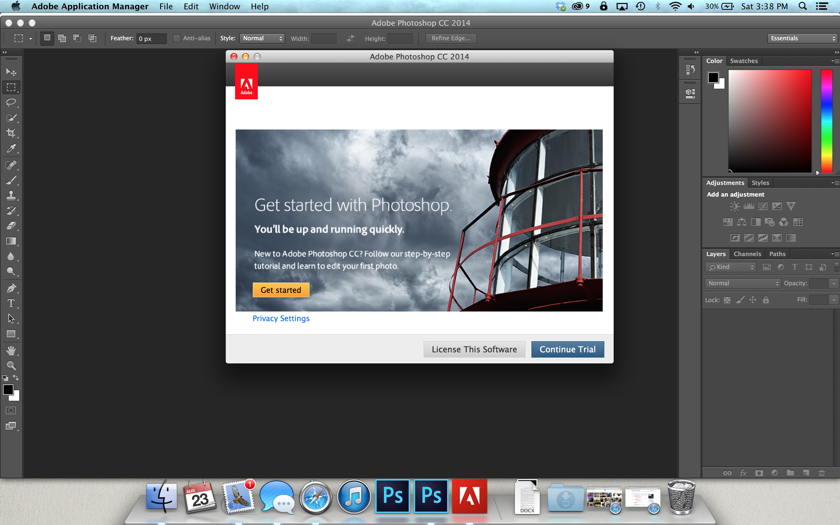 Photoshop Cc 2014 Asking For Serial Number Adobe Support
