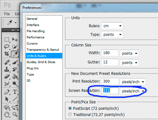 Solved Actual Inches In Photoshop Ruler Adobe Support Community 3441420