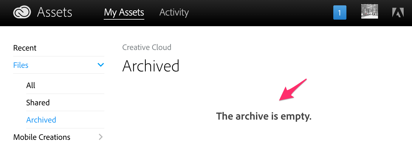 the_archive_is_empty.png