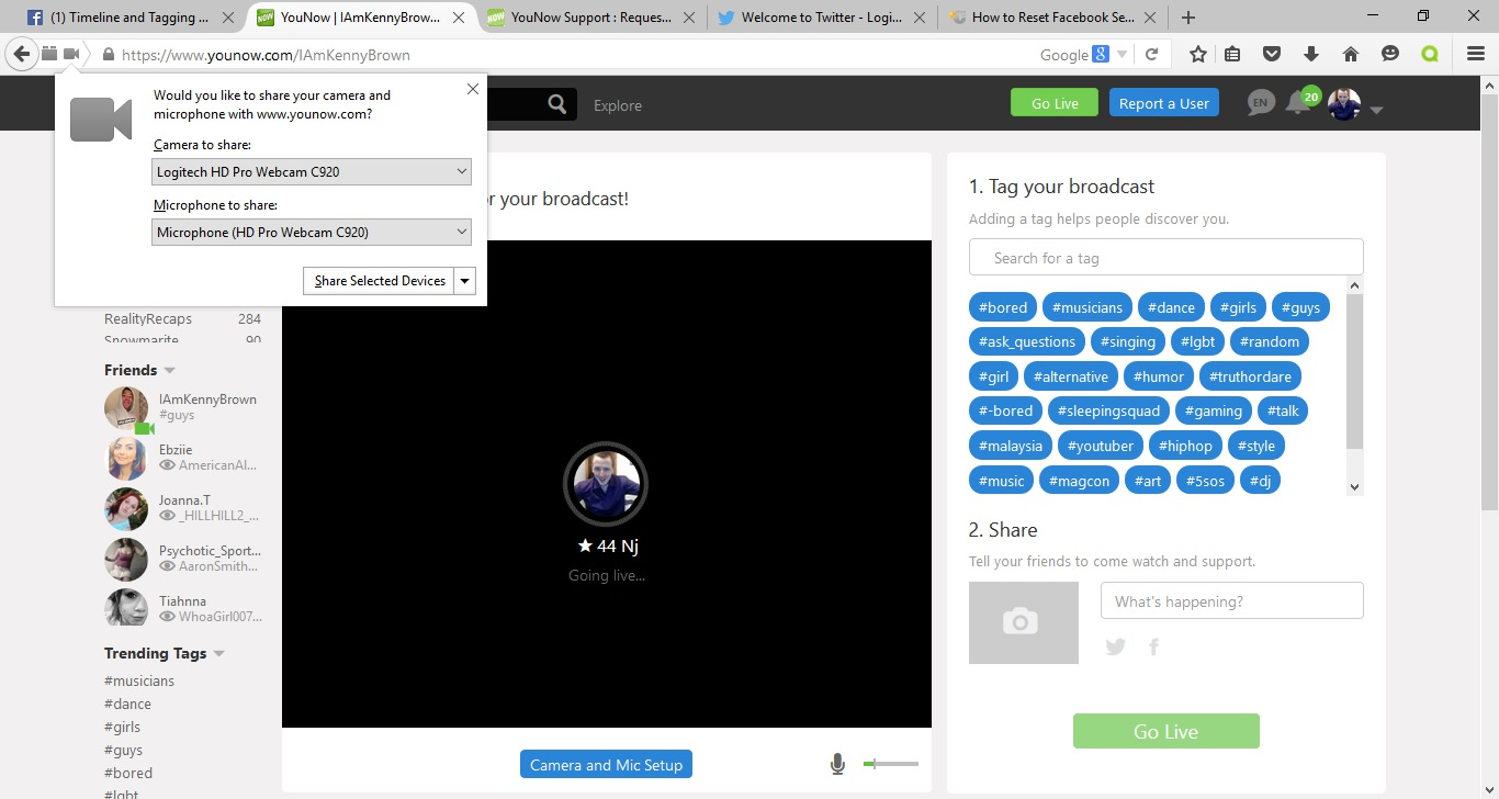Featured younow girl com PlayLixt