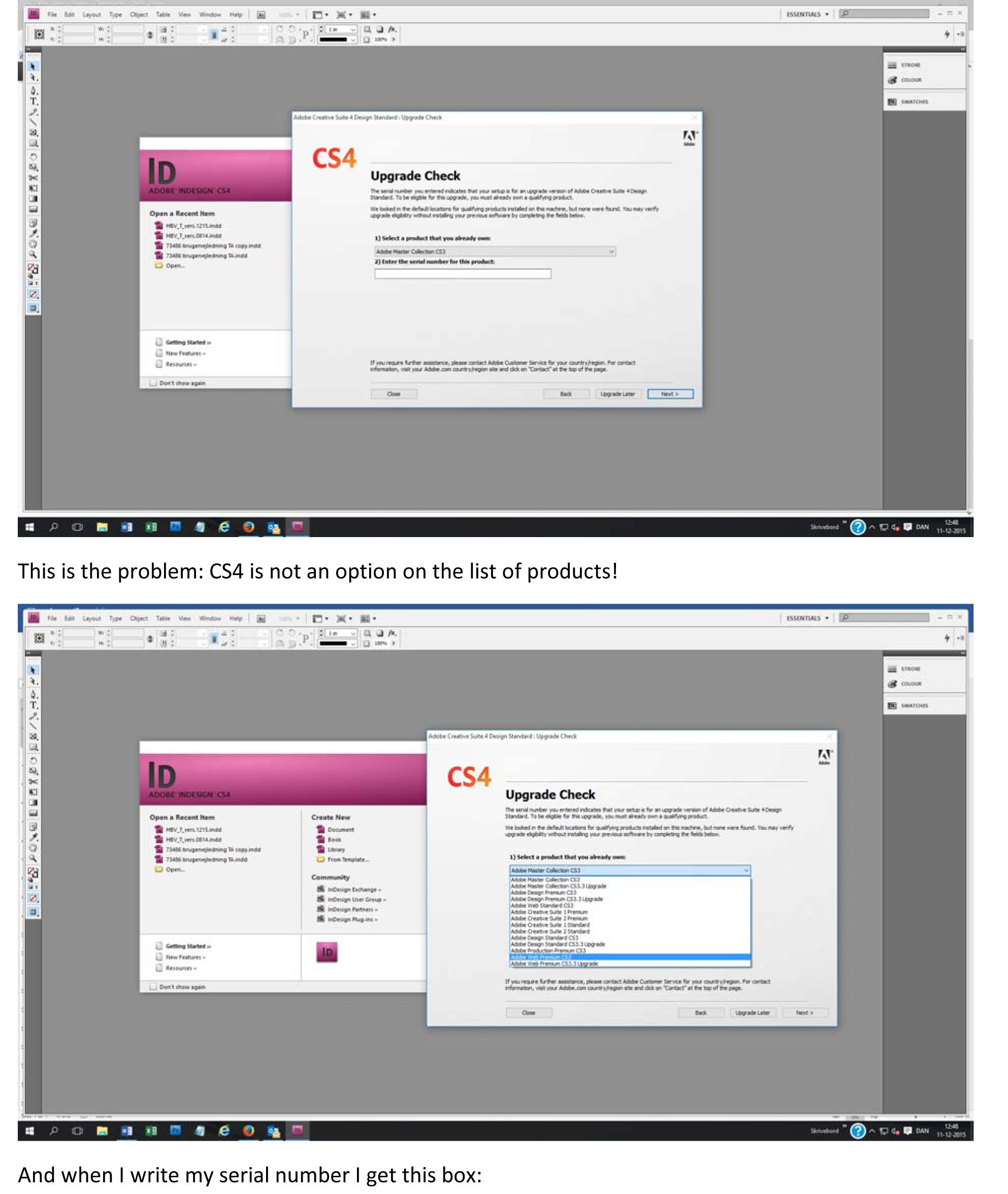 Adobe Fireworks CS4 codigo de activación