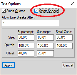 FrameMaker-2015-Text-Options.png