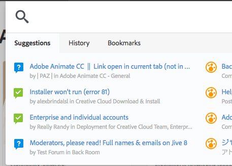User Manual for the Adobe Forum Community Adobe Support