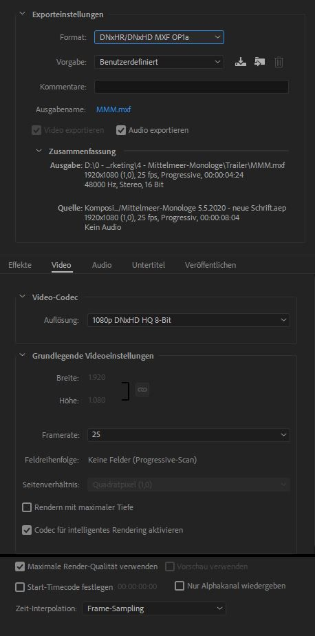 Adobe Media Encoder - Settings.JPG