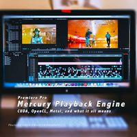Mercury Playback Engine Explained