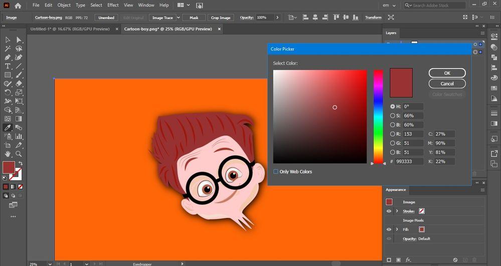 color in AI