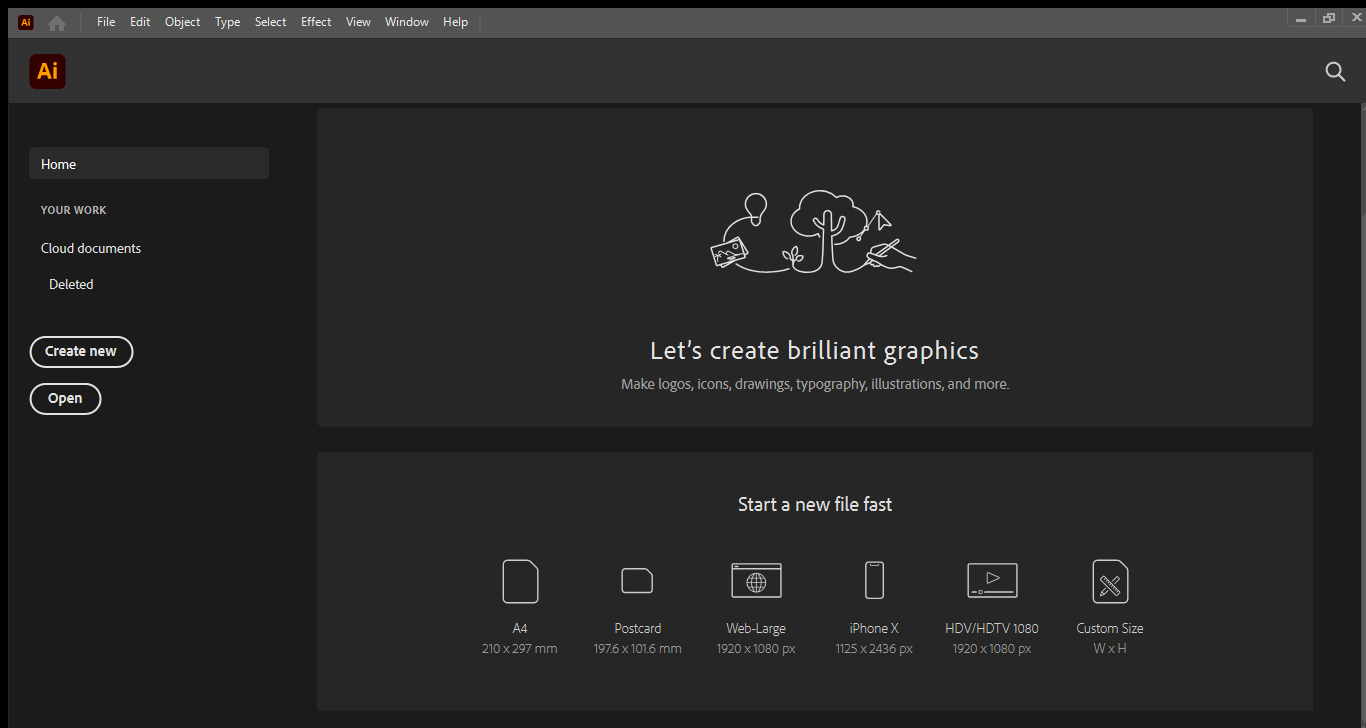 issue of adobe illustrator cc 2020 for not showing... - Adobe Support  Community - 11251506