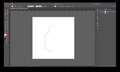 Illustrator Outline
