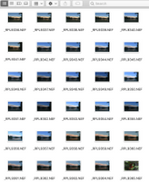 a selection of all files in folder