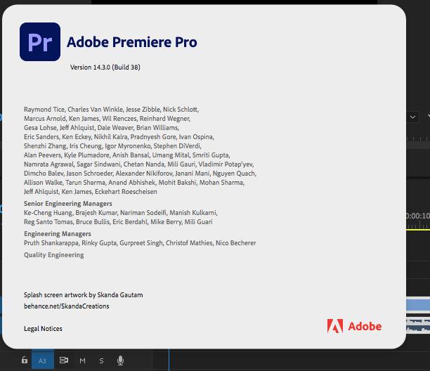 Adobe version