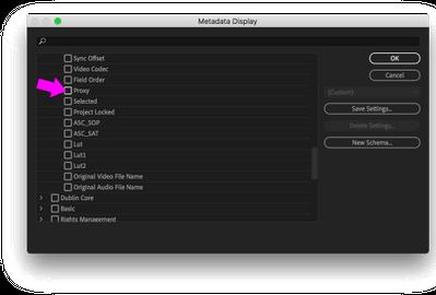 PR - Metadata Display - Proxy Status.png