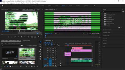 Premeire Pro Glitch Screen.PNG