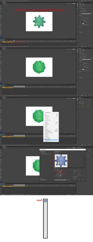 Sprite Sheet Demo Screen Shots