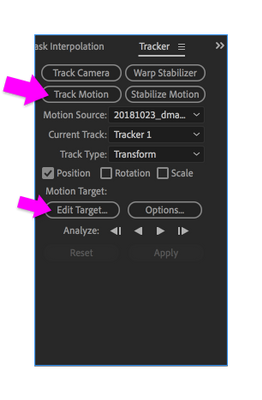 AE Tracker Track Motion Motion Target.png