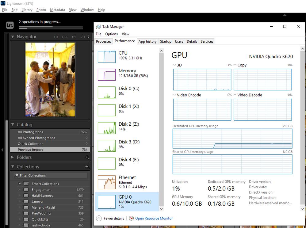 GPU at IDLE State.. no matter what you do.
