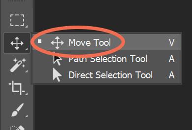 Photoshop CC Toolbar