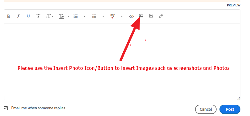 Please use the Insert Photo button.png