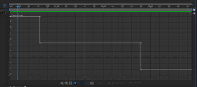 """exact the same """"ramp"""" in AE. Its not gradual"""