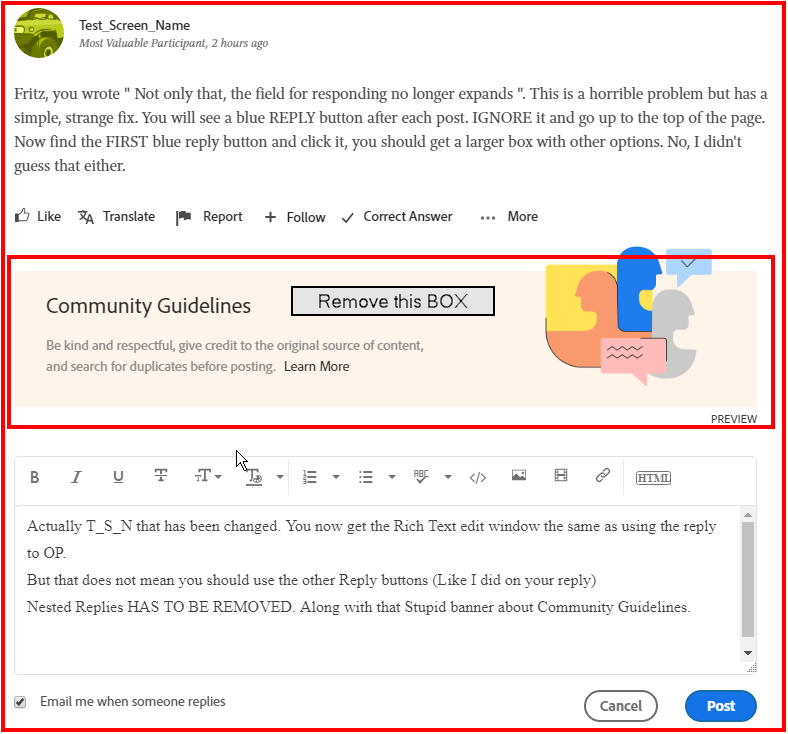 2019-10-19 05_44_26-Solved_ This supposedly Better forum system is a MESS and ... - Page 2 - Adobe S.png