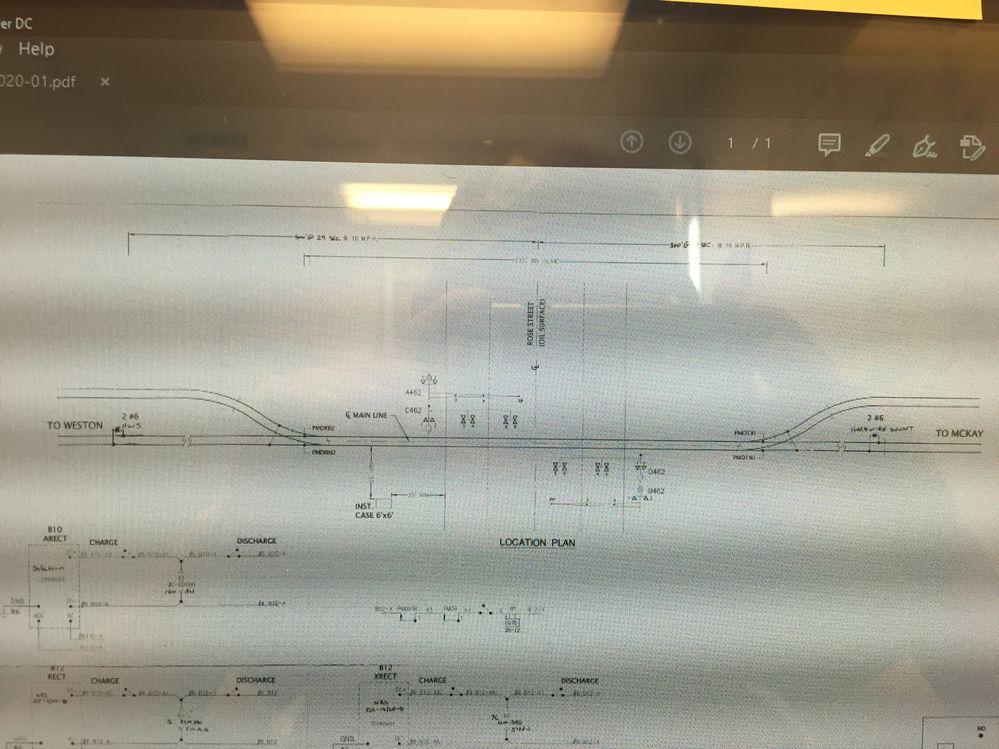 Part of Signal Blueprints
