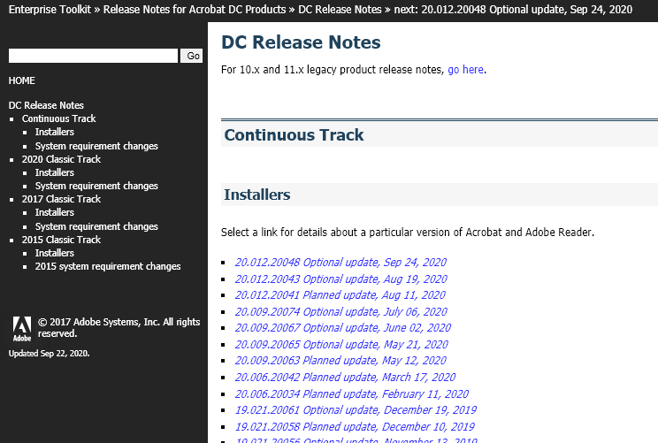 2020-09-29 06_25_15-DC Release Notes — Release Notes for Acrobat DC Products.png