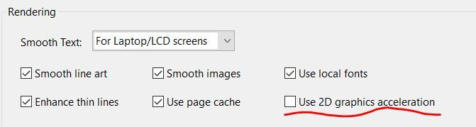 Acrobat blank page problem.JPG