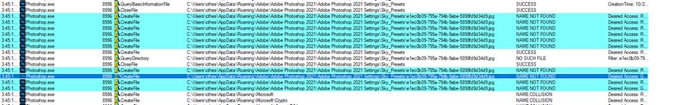 photoshop 2021 sky error.png
