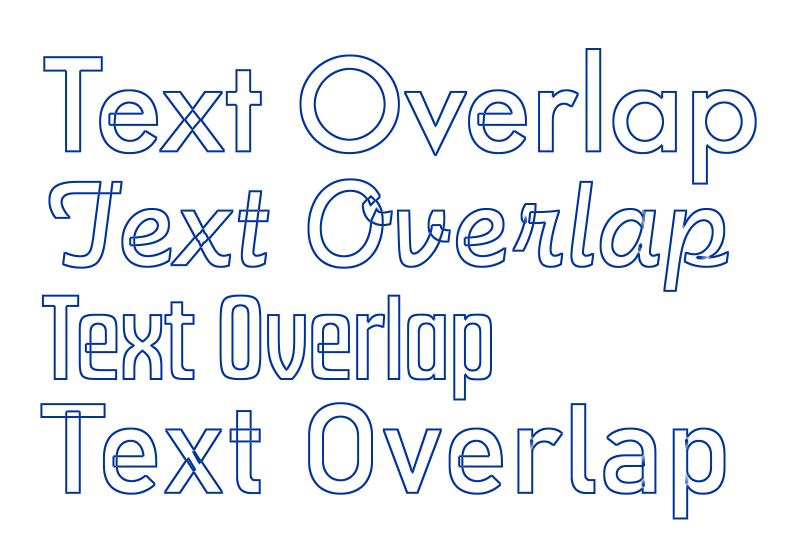 Text-Overlap-Sample