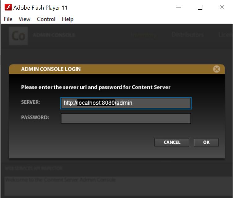 Adobe Console login.png