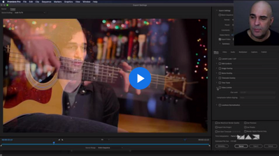 Adobe Premiere Pro Basics Part 3: Transitions, Audio, and Export