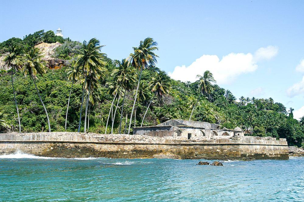 South America Ruins in a Coastal Village.jpg