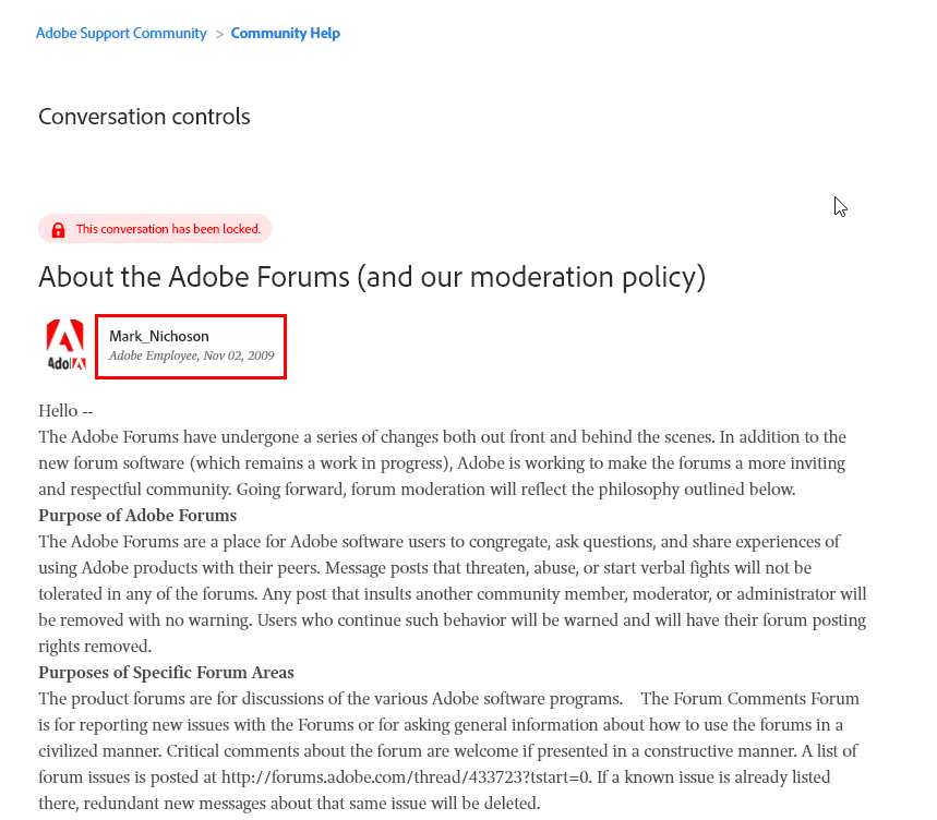 2019-11-04 13_28_47-About the Adobe Forums (and our moderation policy) - Adobe Support Community.png