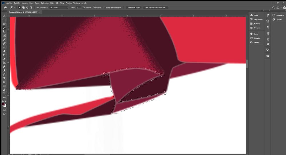 Origaami Koi.psd al 312% (5, RGB_8) _ 06_02_2021 12_47_15 p. m..png