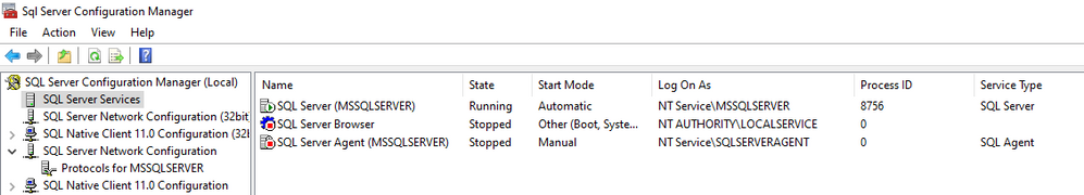 Service Running Status.PNG