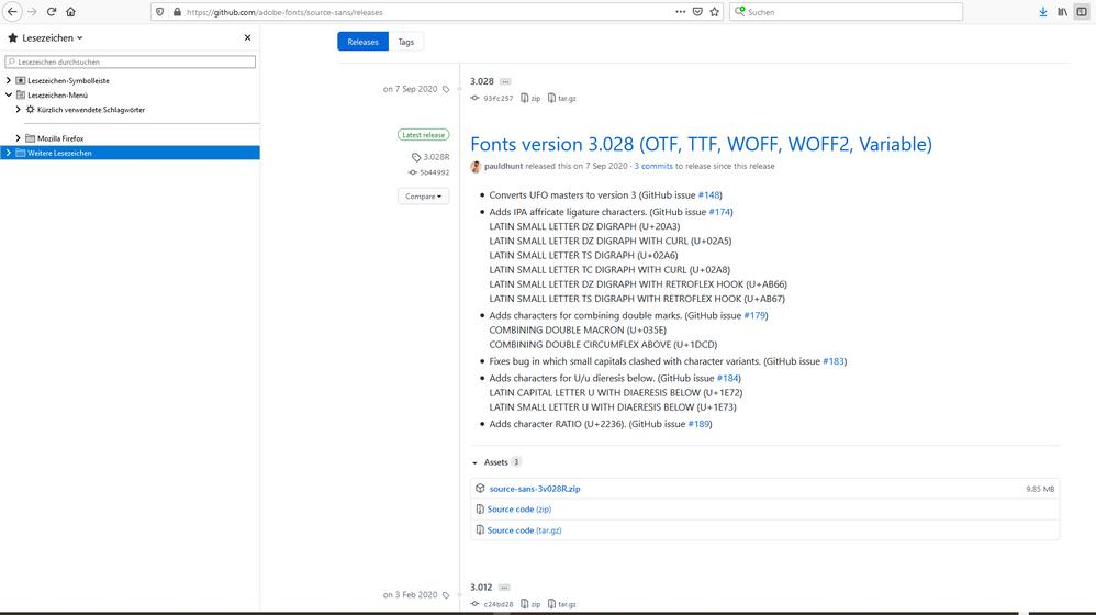 GitHub-AdobeFonts-SourceSans-Releases.PNG