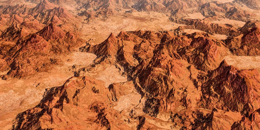3D Rendering hilly desert landscape.jpg