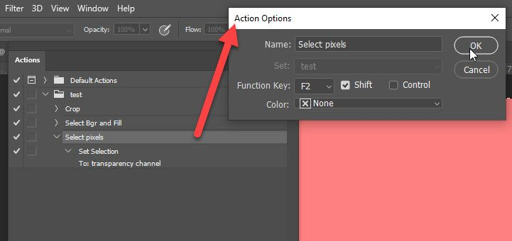 assign keyboard shortcut to action.jpg