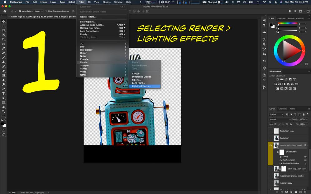 Photoshop lighting-effects bug 01.png